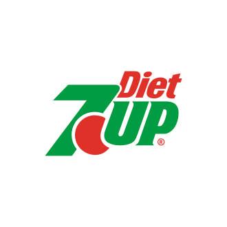 7Up Diet Logo