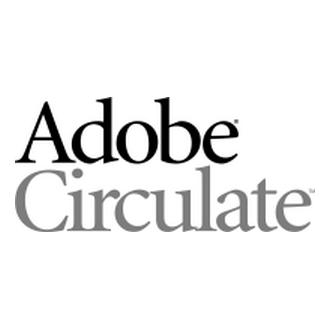 Adobe Circulate Logo