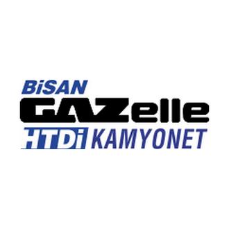 Bisan Gazelle Kamyonet Logo