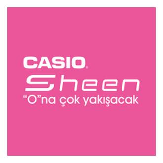 Casio Sheen Logo