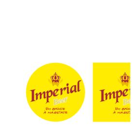 Cerveja Imperial Logo