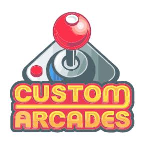 Custom Arcades Manufacturing Logo