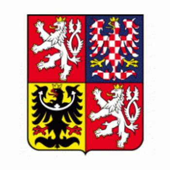 Czech republic national emblem Logo