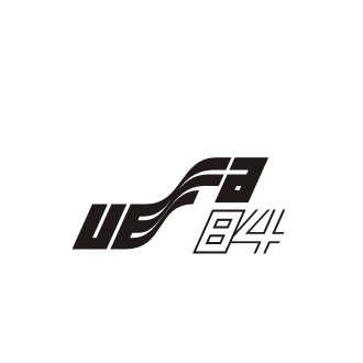 France UEFA84 Logo