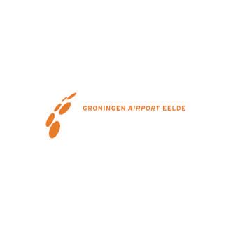 Groningen Airport Eelde Logo