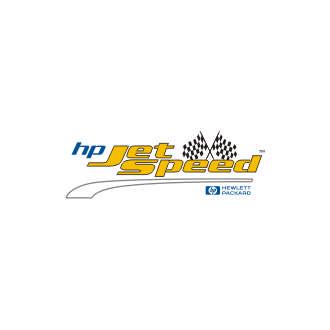 HP JetSpeed Logo