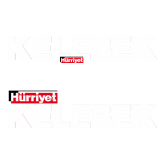 Hürriyet Kelebek Logo