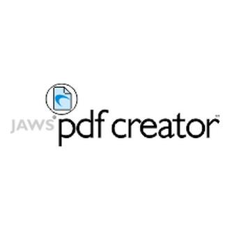 Jaws PDF Logo