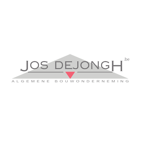 JosDejongh Bouwonderneming Logo