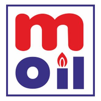 M Oil Logo
