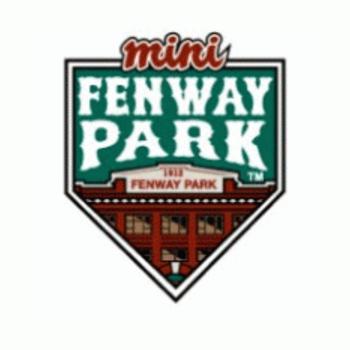 Mini Fenway Park Logo