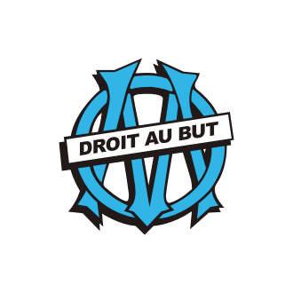 Olympique de Marseille FC 4 Logo