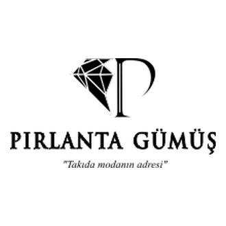 Pırlanta Gümüş Logo