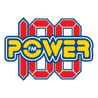 Power FM 100 Logo