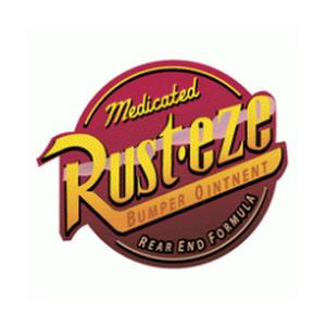 rust-eze_cars_oblapat Logo