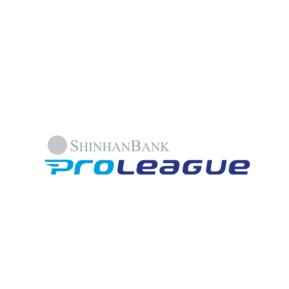 Shinhan Bank ProLeague Logo