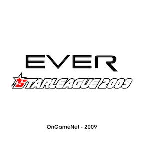 Starleague 2009 EVER Logo