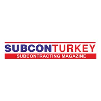 Subcon Turkey Magazine Logo