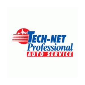 Tech-Net Professional Auto Service Logo