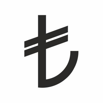 TL Sembolü Logo