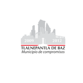 Tlalnepantla de Baz 2009-2012 Logo