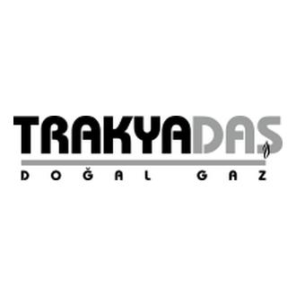 Trakyadaş Doğal Gaz Logo