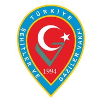 Türkiye Şehitler ve Gaziler Vakfı Logo