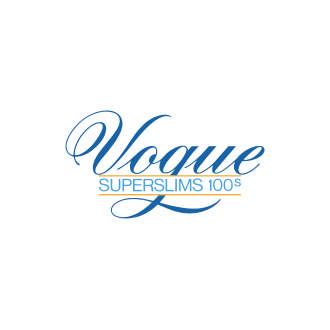Vogue superslim Logo